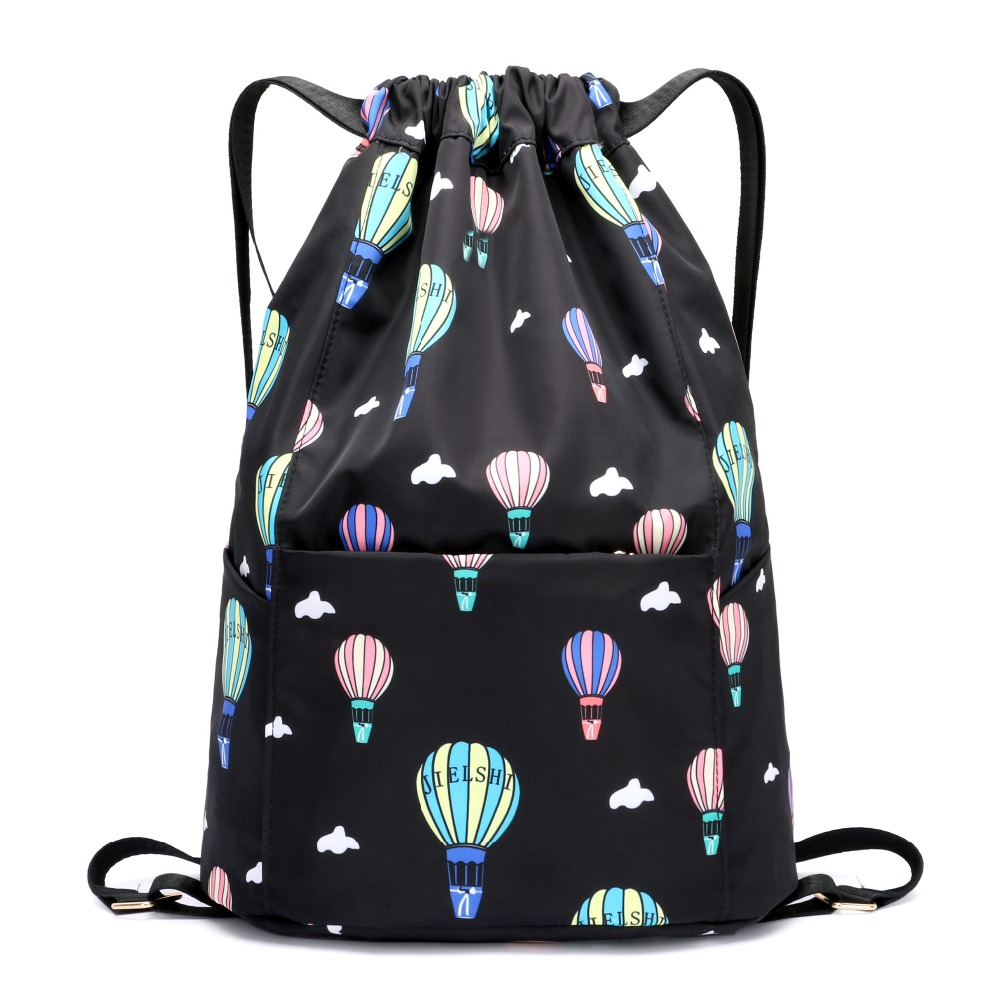 274870bbb63bfd Lightweight Drawstring Backpack- Fenix Toulouse Handball