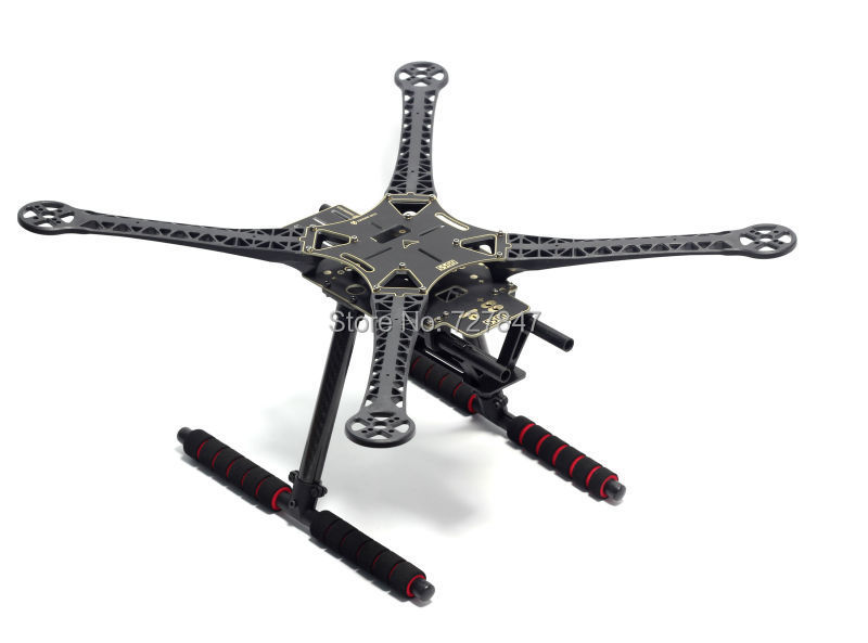 500mm S500 Quadcopter Multicopter Frame Kit PCB Version with Carbon Fiber Landing Gear for FPV  Quad Gopro Gimbal Upgrade fpv quadcopter x500 500 quadcopter frame 500mm