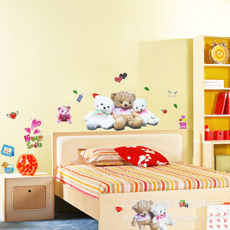 Outstanding Teddy Bear Wall Art Component - Wall Art Collections ...