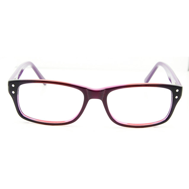 Tienda Online SORBERN nueva moda Multi púrpura/naranja marcos mujer ...