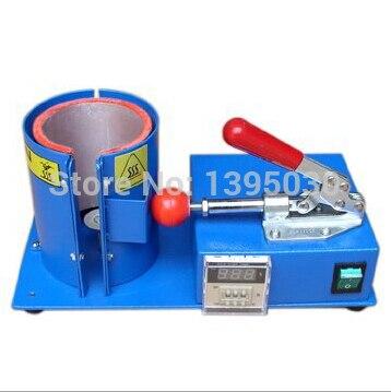 ФОТО Portable Digital Cup Mug Heat Press Machine Digital Mug Press Machine