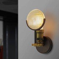 Vidro moderno LEVOU Lâmpada de Parede Arandela Levou Luz Parede Do Quarto Foyer Sala de estar Corredor Luminária Luminária para Home Decor Nórdico e27