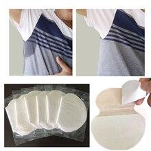 Coussinets Anti transpiration absorbants pour aisselles, tampon Anti transpiration absorbant la transpiration, jetable, 20/30/50 pièces