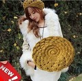 2013 Autumn and winter freeshipping beret Wool knitted fashion cap Women fashion accessories
