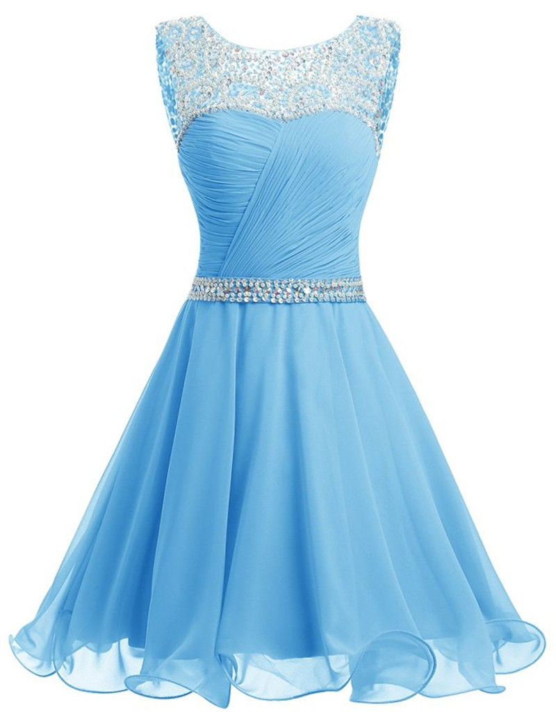 Graduation Dresses Grade 6 Canada - Prom Dresses With Pockets