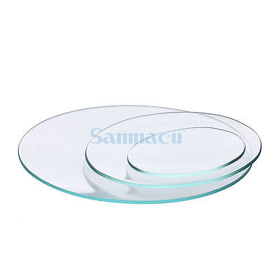 70mm O.D Watch Glass Domed Hard Beaker Cover Lab Supplies Chemical Experiment