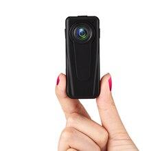 VRFEL 2018 Mini Câmera Esporte DV Câmera Portátil Polícia Guarda de Segurança de Detecção de Movimento Gravador De Áudio e Vídeo Da Câmera de 140 Graus