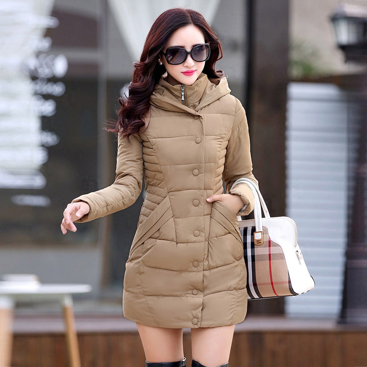 Casual Winter Coats For Women | Down Coat