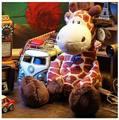 Free shipping 35CM  .50cm High Quality super soft plush toy  giraffe cute plush toys For Children's Gift 1pcs