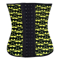 Batman latex waist trainer women shapewear trimmer belt weight loss corset underbust Corrective Underwear slimming girdle Strap