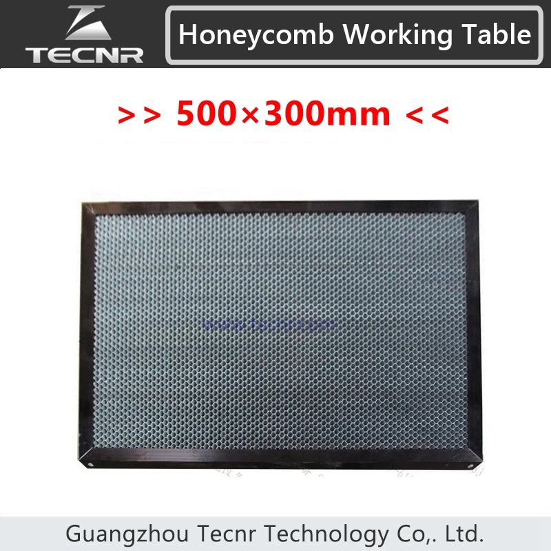 Honeycomb Working Table 300*500MM For CO2 Laser Cutting Machine Laser Equipment Machine Parts
