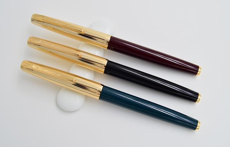 Wingsung 730 Iraurita Golden Cap Fountain Pen Wing Sung Fountain Pen 14009096 iraurita fountain pen black antique brass