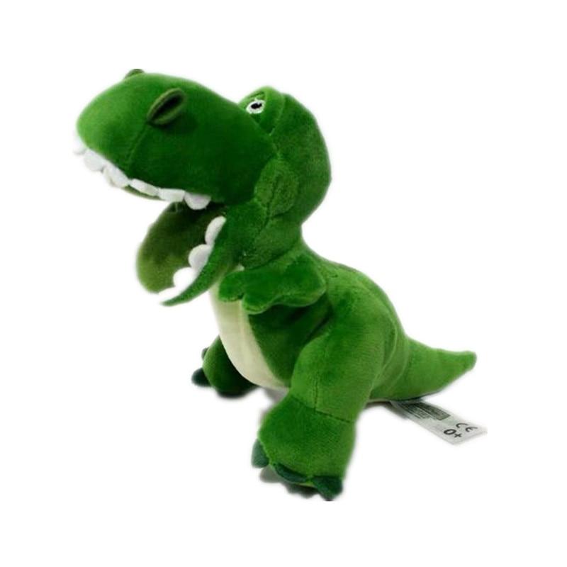 1 Stuks/partij 35 Cm Toy Story Houden De Draak Dinosaurus Sussen De Speelgoed Decoratie Van Huishoudelijke Auto Decoratie Kerst Cadeau Exquisite Traditional Embroidery Art