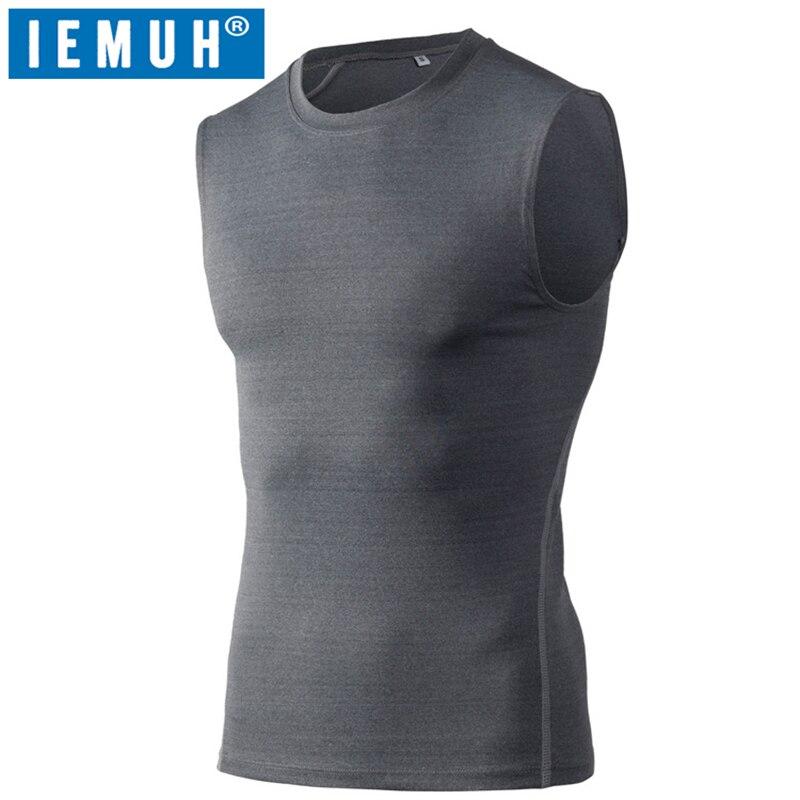 Camiseta Fitness chaleco culturismo camiseta verano hombres ropa tanque negro blanco gris camisetas sin mangas gimnasios camiseta masculina