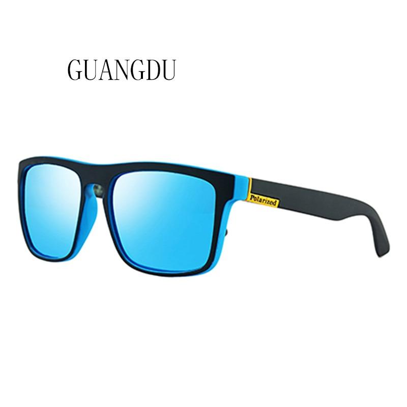 New 2018 Fashion Sunglasses Brand Men Polarized Sunglasses Fishing Driving Glasses Night Day High Quality