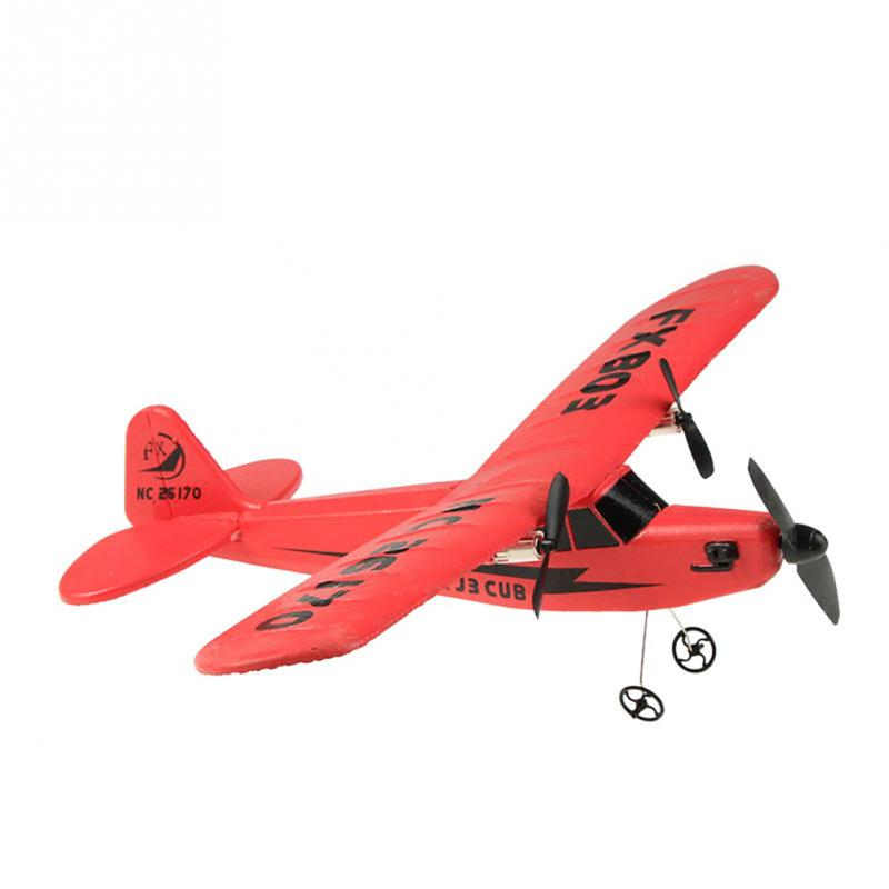 2018New FX-803 RC Plane EPP 2CH RC radio control planes glider airplane model airplanes UVA hobby ready to fly RC toys