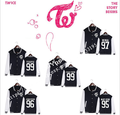 TWICE k-pop clothes moletons moletom MOMO Models Baseball Uniform Women hoodies kpop hoodie sweatshirt woman tracksuit