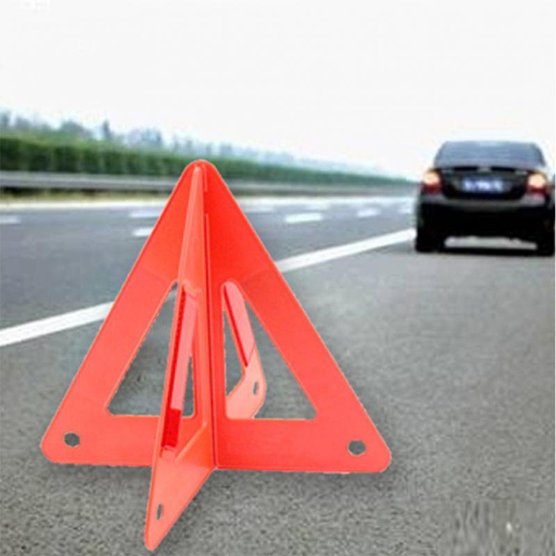 Авто раза Предупреждение Треугольники безопасности чрезвычайной светоотражающий флэш-знак транспортного средства неисправностей автомо...