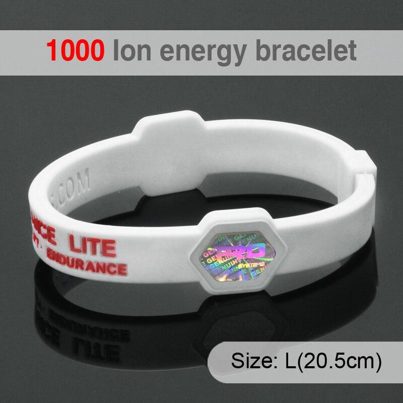 Power balance par Ion Ions Bracelet NOUVEAU TOP QUALITÉ
