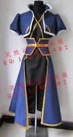 2016 Magical Girl Lirik Nanoha Cep Bölüm 6 Üniforma GÜÇLENDIRMEK ZWEI Cosplay Kostüm Parti Kostümler Kadın Ordu Üniforma