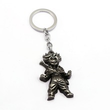 Dragon Ball Trunks Key Ring Holder Metal Alloy Key Chain (2 colors)