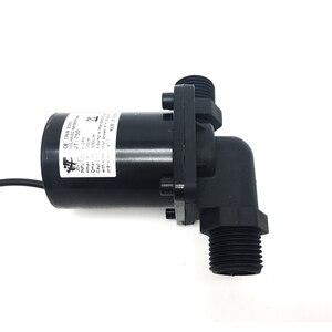 Image 5 - JT 750D mikro dalgıç su pompası DC 12V 24V düşük gürültü güneş fırçasız pompa Max 7M 900L/ H