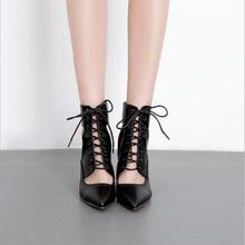hot deal buy summer women's pumps sandals square heel 10cm navy female high heels women's shoes high heels ankle strap heels