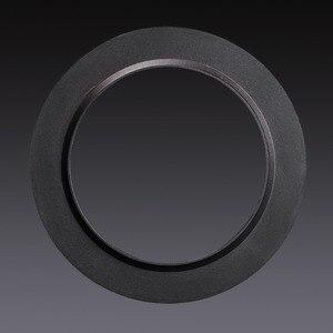 Image 5 - Zomei anillo adaptador de 49/52/55/58/62/67/72/77/82mm + soporte de filtro de 3 ranuras cuadradas de Metal, Kit de soporte para filtro Cokin P Series 83mm