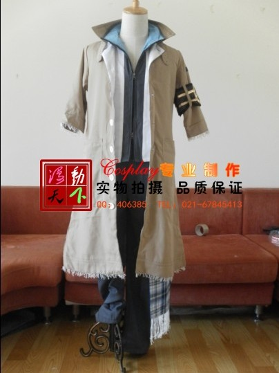 2016 Final Fantasy XIII XIII-2 13 Snow Villiers boy mans Cosplay Costume cos male halloween party dress Any Size