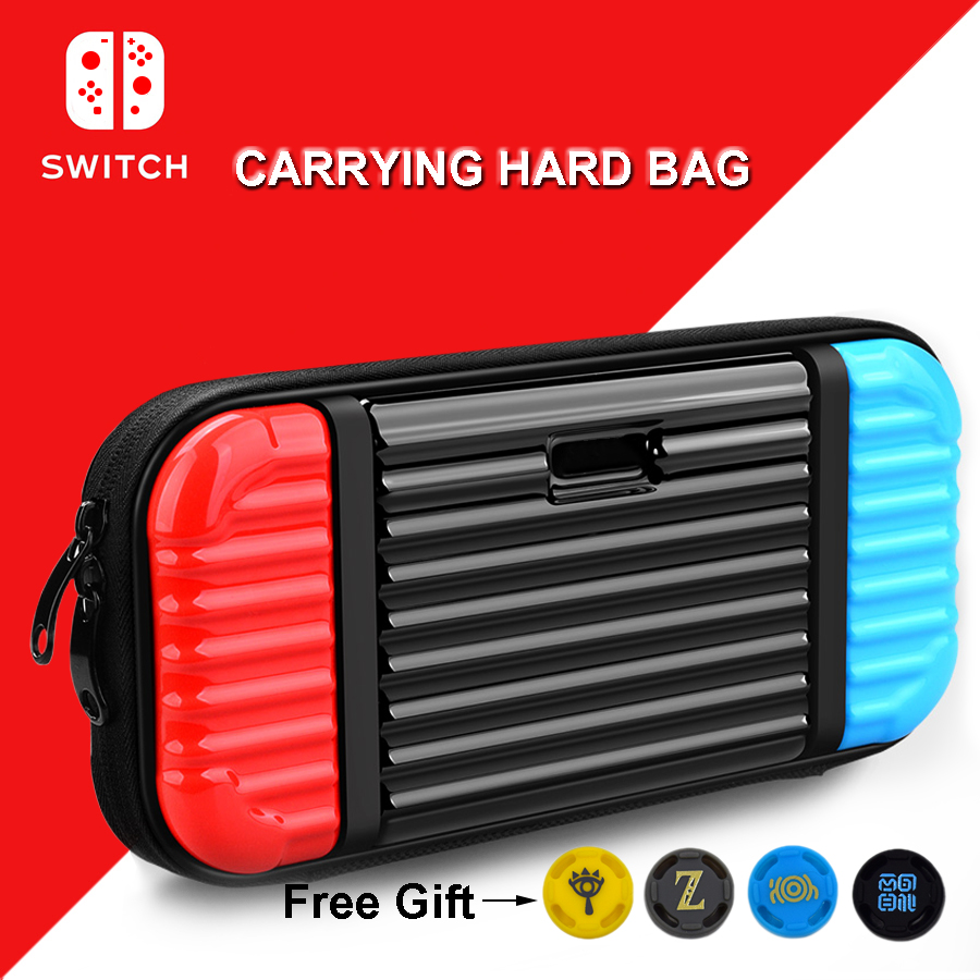 Nintend Switch Protection Carrying Hard Bag Nintendos Console Storage Travel Case NS Handbag for Nintendo Switch