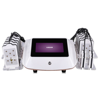 Lipo Laser Cellulite Removal Body Shaping Slimming fatMachine device deep tissue leg massager health skin care weight loss tools