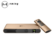 Original XMing S2 Laser Projector ALPD DLP  Automatic Focusing 3D Projector Building 2+16G Android 4.4 Proyector Beamer