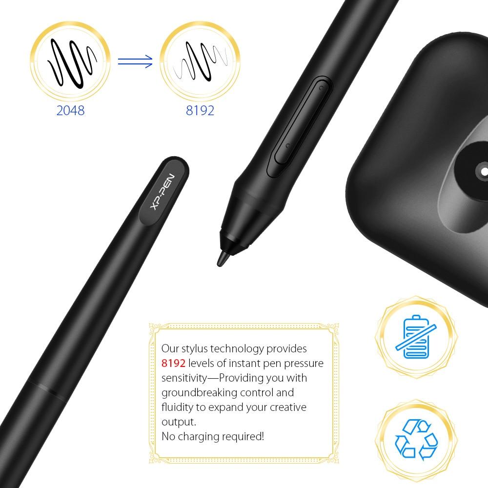 Drawing tablet XP-Pen Deco01 (2)