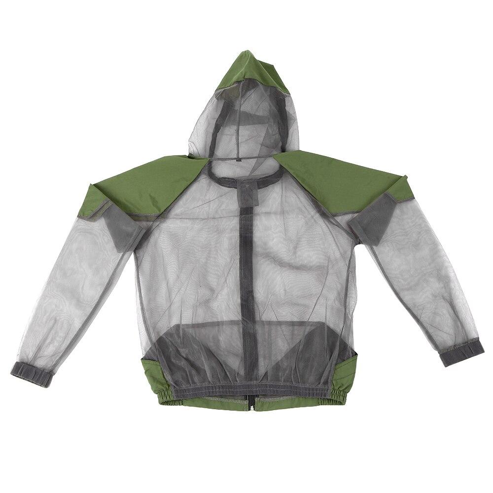 Outdoor Mosquito Repellent Suit Bug Jacket  2