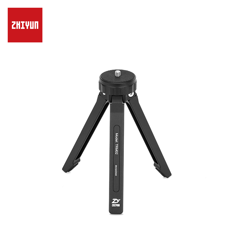ZHIYUN Official Tripod Monopod for Crane 2/Crane/Crane M/Smooth Q/Smooth 3/Rider M/Evolution Gimbal Stabilizer with 1/4