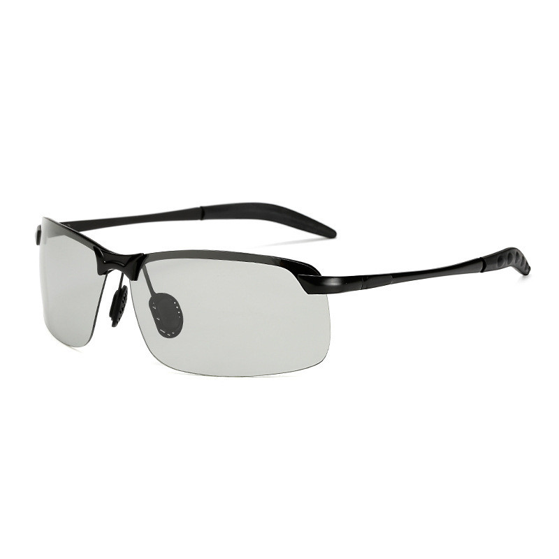 New men's sunglasses day and night driving driving glasses all-weather smart color polarized sunglasses TOS1137