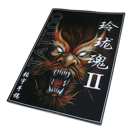 Profesional Raptor Tattoo Design Collection Books Traditional Chinese Flash Tattoo Books Supply Free Shipping TB-207