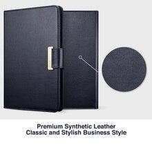 ESR Business PU Leather 360 degree rotating Auto Wake/Sleep Folio Stand Rotating Case for iPad mini 4