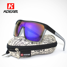 With Peanut Box Flynn Style Sunglasses Men Outdoor Anti-reflective Sun Glasses Women anteojos de sol None-logo