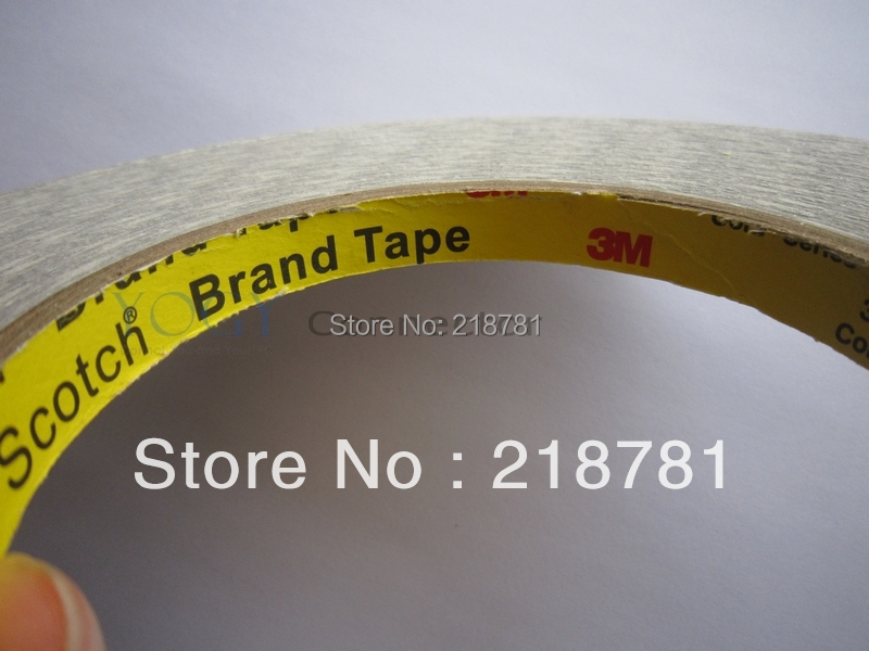 50 meters 3M 9080 Double Sided Adhesive Tape Sticky for Common Electric 8mm