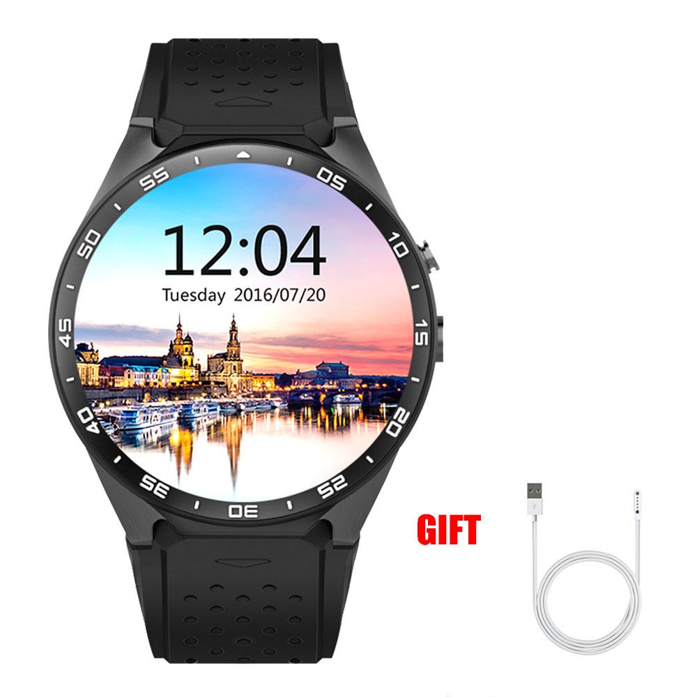 Kaimorui Smart Watch GPS Touch Screen with Pedometer Heart Rate Smartwatch Support SIM card for Android and IOS Smartwatches w308 android 3g smartwatch heart rate tracker smart watch support sim wifi gps g sensor smartwatches for android ios smartphone