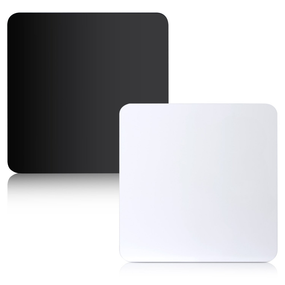 Table top product display - Neewer 12 X 12 30 X 30 Cm Acrylic Reflective Display Boards For Product