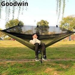 Exército Mosquiteiro Mosquito Rede Net Camping Hamaca Hammack Ultraleve Acampamento Ao Ar Livre Caça Mosquiteiro