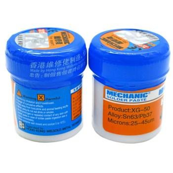 Soldering Paste Flux XG-30/40/50/80 Solder Tin Sn63/Pb67 For Hakko 936/Saike Soldering iron Circuit Board SMT SMD Repair Tool