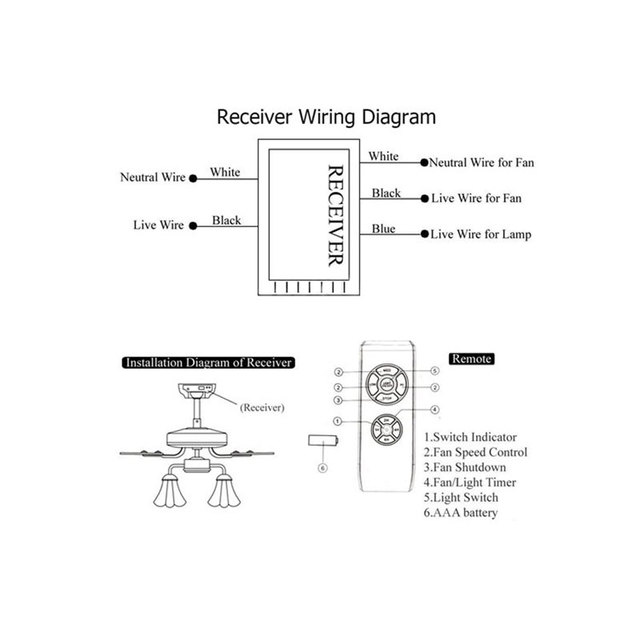 Universal Ceiling Fan Light Lamp Timing Wireless Remote Control Kit on ceiling fan schematic, ceiling fan receiver wiring, ceiling fan wiring blue wire, ceiling fan remote stopped working, ceiling fan control module, ceiling fan winding diagram, ceiling fan light repair parts, ceiling fan electrical diagram, ceiling fan wall remote, ceiling fan connection, ceiling fan wiring colors, ceiling fan with two switches wire diagram, ceiling fan remote controls, ceiling fan speed control wiring, ceiling fan remote battery, ceiling fan remote repair, ceiling fan circuit, ceiling fan electrical wiring, ceiling fan parts diagram, ceiling fan switch,