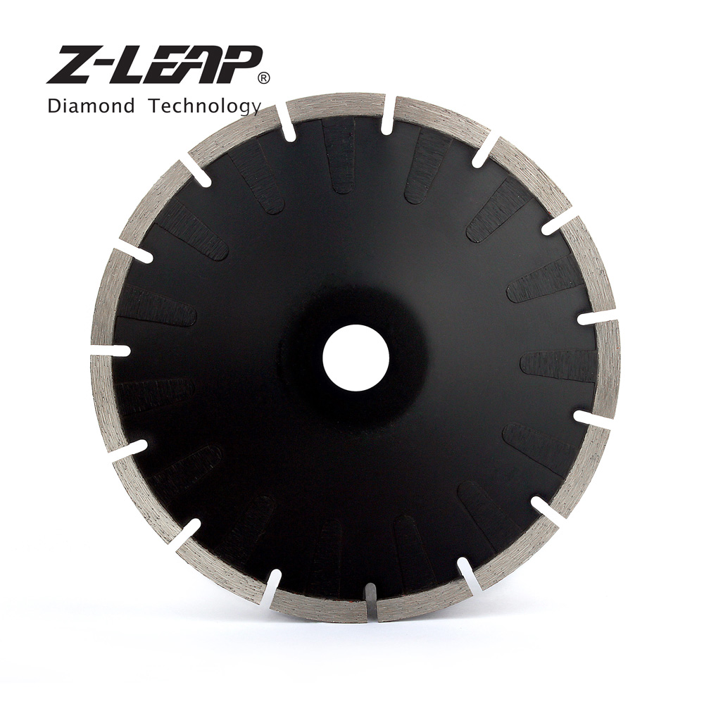 Z-LEAP 7Inch Diamond Concave Cutting Disc Circular Saw Diammond Saw Blade T Protection Segment Granite Marble Stone Cutting Tool berrylion diamond saw blade circular saw 114mm cutting disc wet diamond disc for marble concrete stone cutting tools