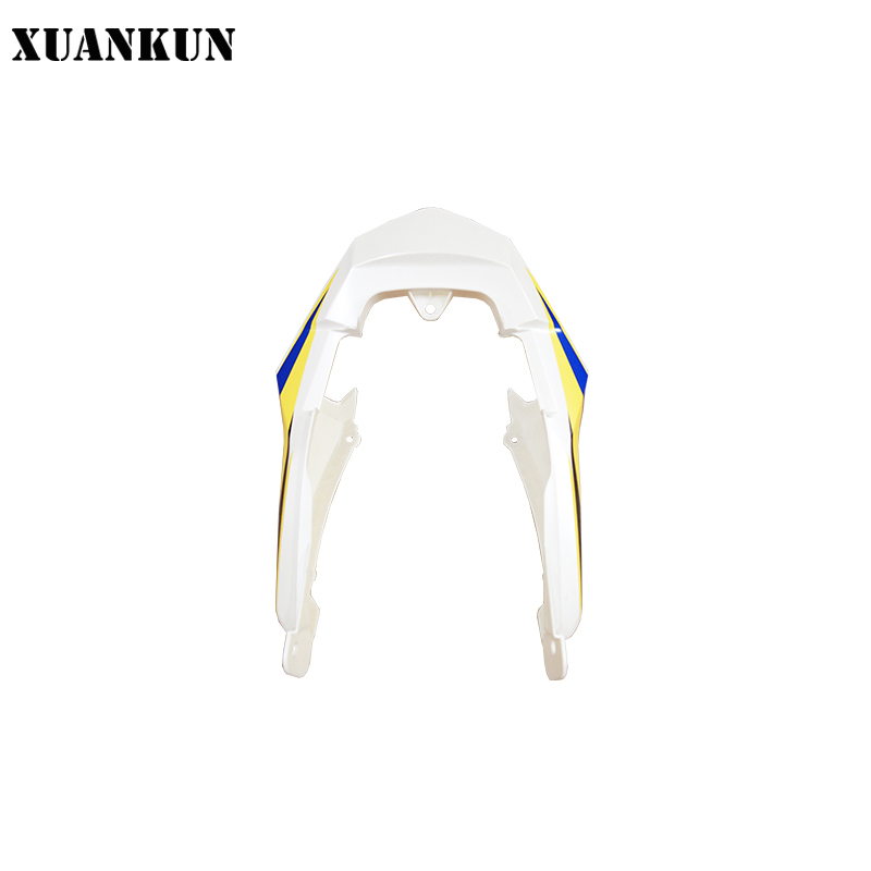 XUANKUN Motorcycle LF150-5U / KPmini / Rear Panel xuankun motorcycle lf150 5u kpmini front footrest assembly