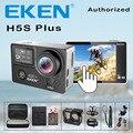 Экшн-камера EKEN H5S Plus  Ultra HD 4K Ambarella A12  Wi-Fi  170  водонепроницаемая Спортивная камера для шлема