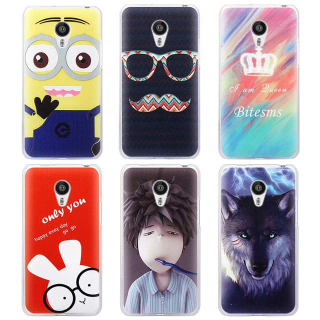 PC Hard Cases for Meizu MX4 PRO Transparent Ultra-Thin Silicone Back Cover Phone Case For Meizu MX4 PRO 5.5 inch PC-091