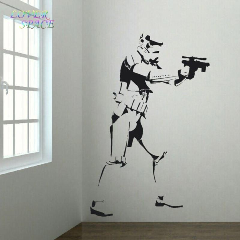 Star Wars Wall Stickers Uk Home Design Ideas